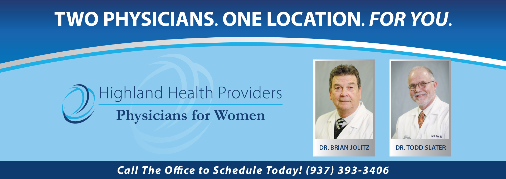 Physicians for Women slider