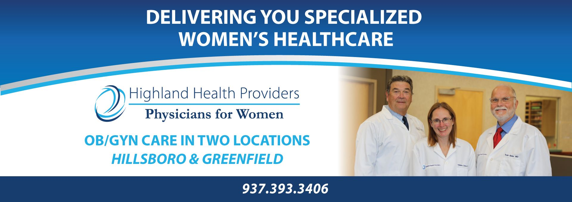 Highland health providers physicians for women. OG/GYN care in hillsboro & greenfield